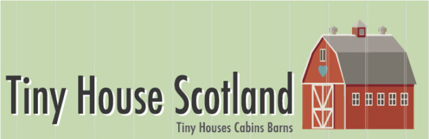 Tiny House Scotland Logo Jonathan Avery