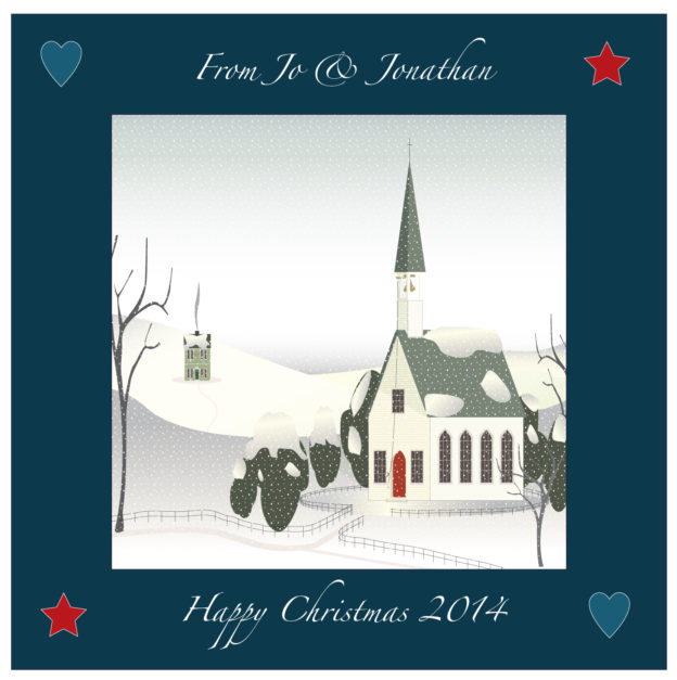 jonathan avery digital christmas card