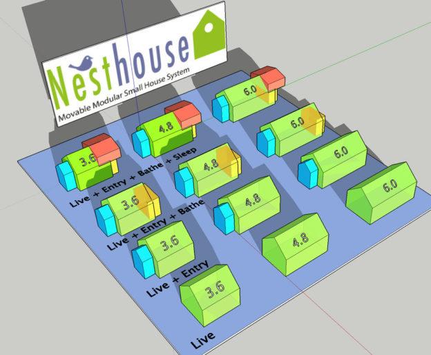 Tiny House Scotland Nesthouse Modules